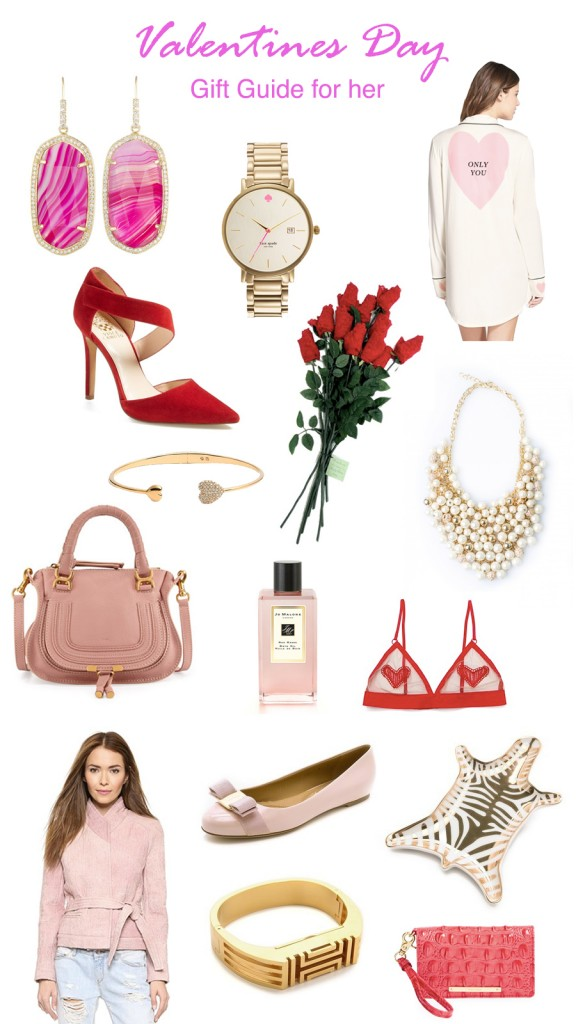 Valentines Day Gift Guide Valentines Gifts For Her