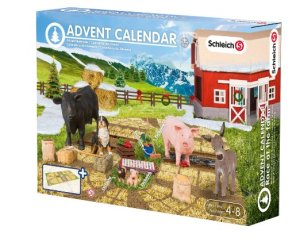 Schleich Advent Calendar 1