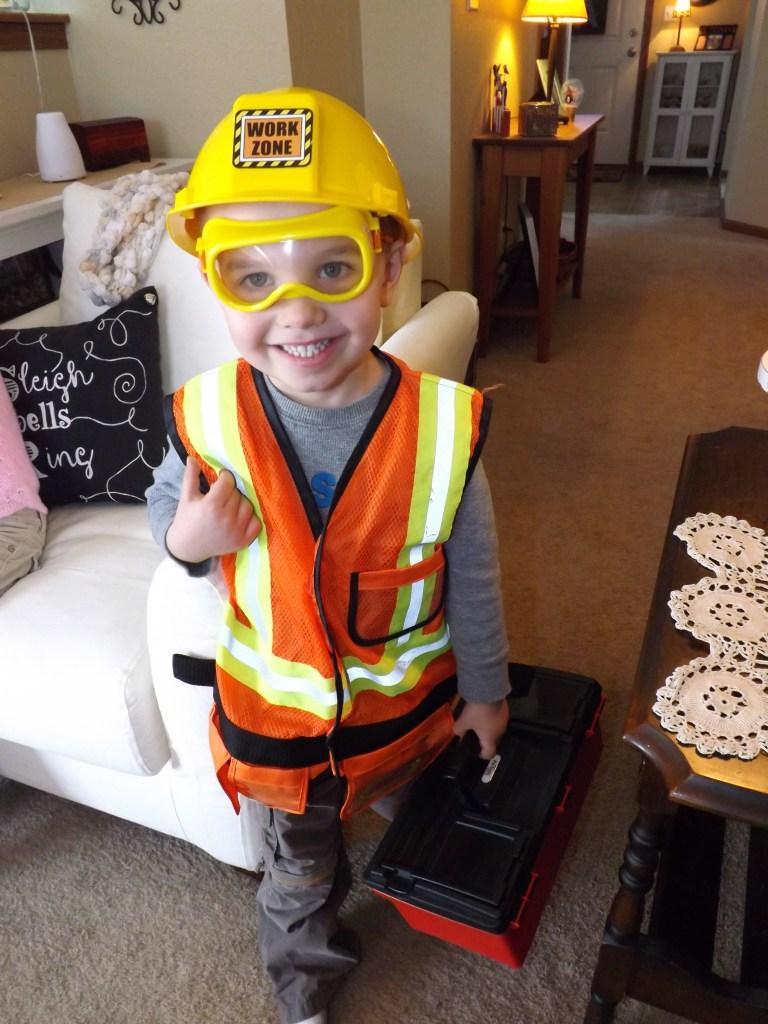 Erik construction worker