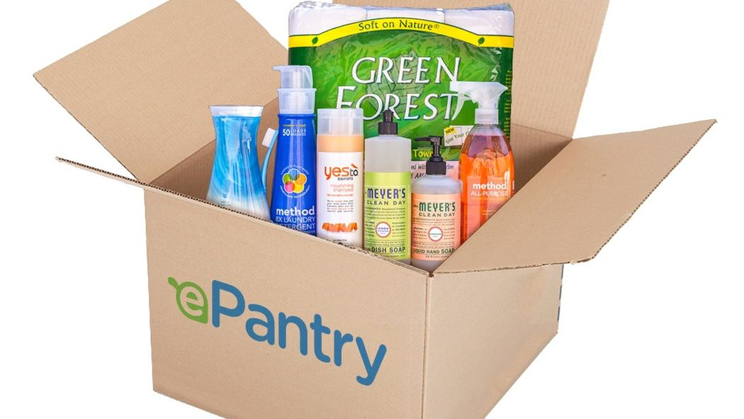 ePantry box