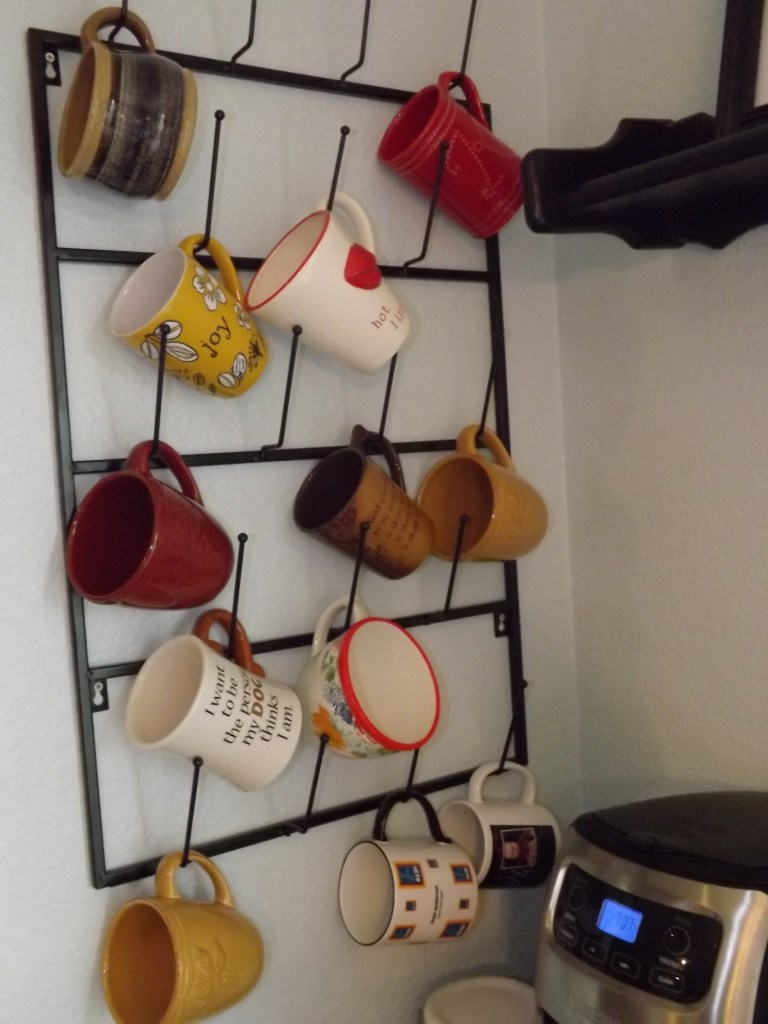 Coffee Rack