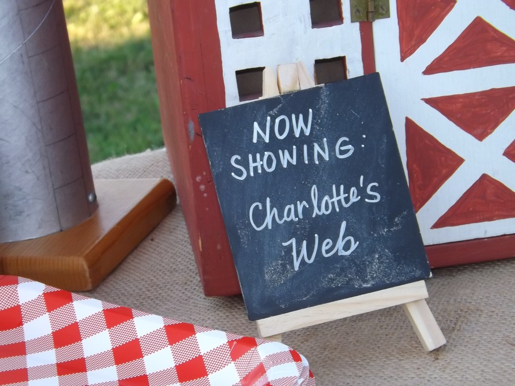 Now Showing Charlotte's Web