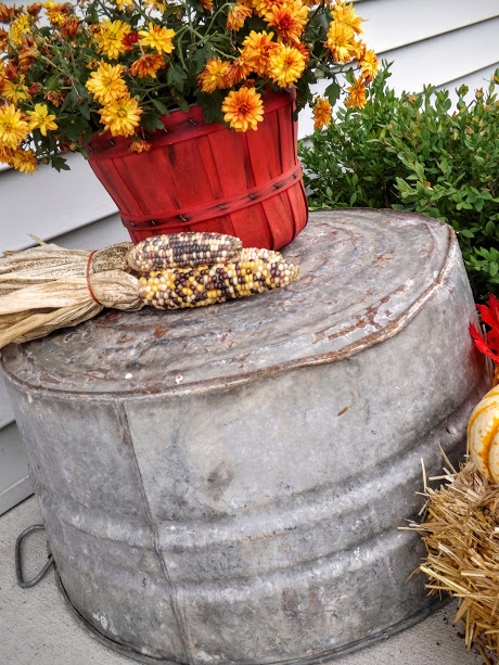 washtub-with-indian-corn
