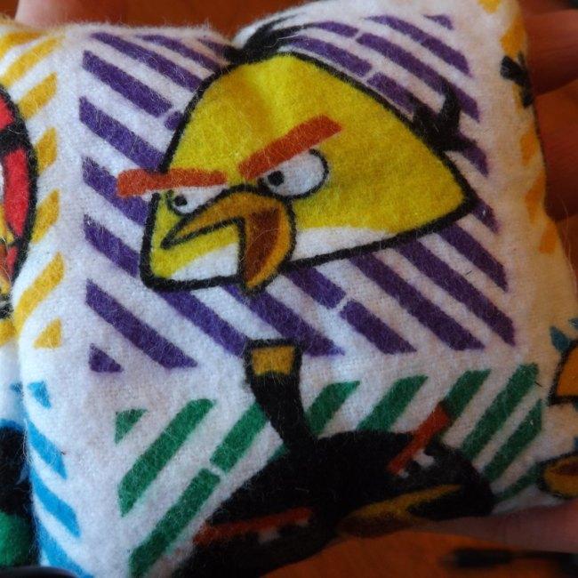 Angry Birds Pocket Rice Hand Warmers