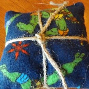 Teenage Mutant Ninja Turtles Pocket Rice Hand Warmers