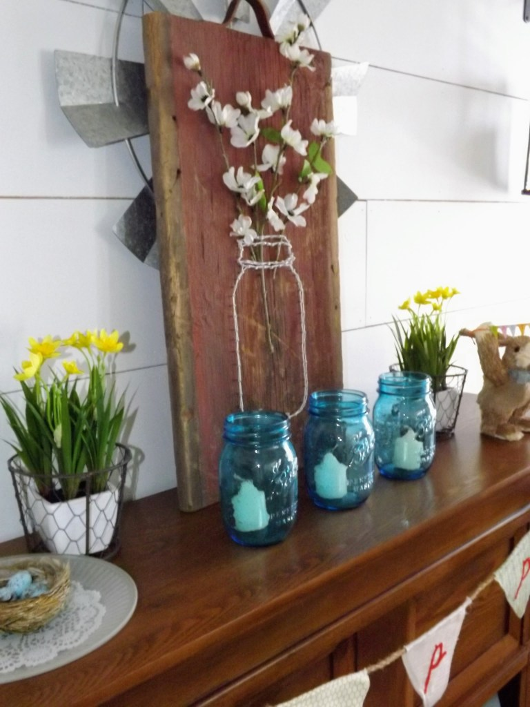 Spring Family Room
