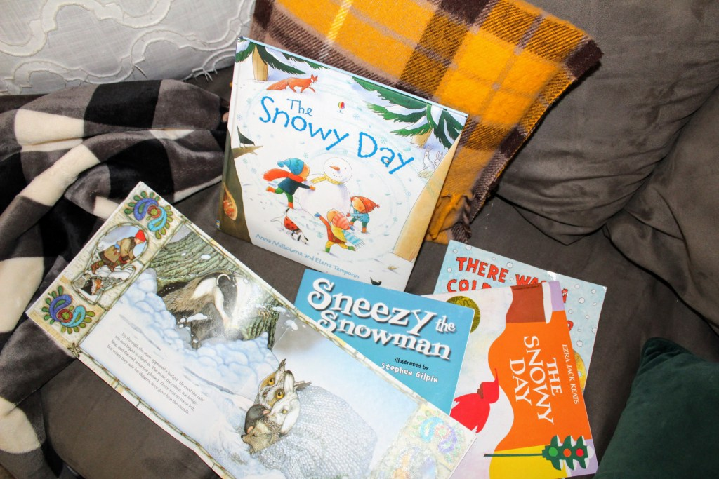 5 Great Children's Books All About Winter