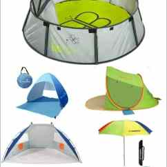 Infant Beach Chair With Umbrella White Folding Chairs Ikea Baby Tent Travel Umbrellas Have Will Shopping For A Or