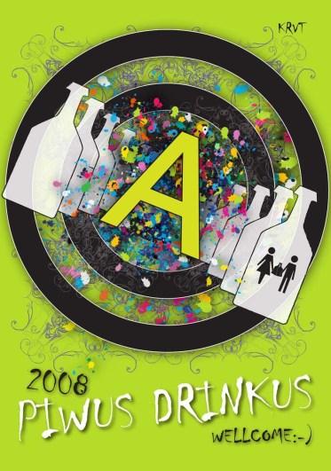Piwus drinkus 2008
