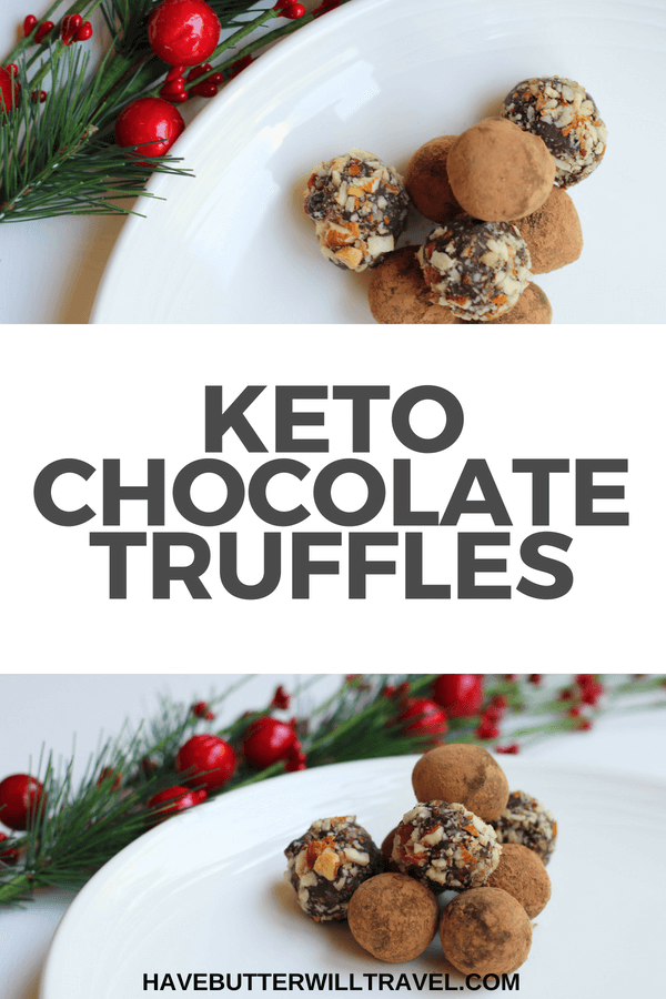 These keto Chocolate truffles are quick and easy to make and will satisfy your sweet tooth this Christmas. Warning: these are super addictive.