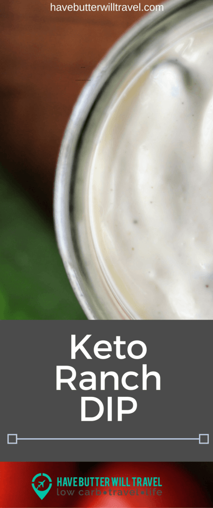 This keto ranch dip recipe is quick and easy to whip up with ingredients you usually have on hand. Add it to any meal to make it delicious and satisfying.