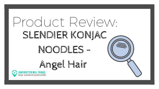 Noodle product review