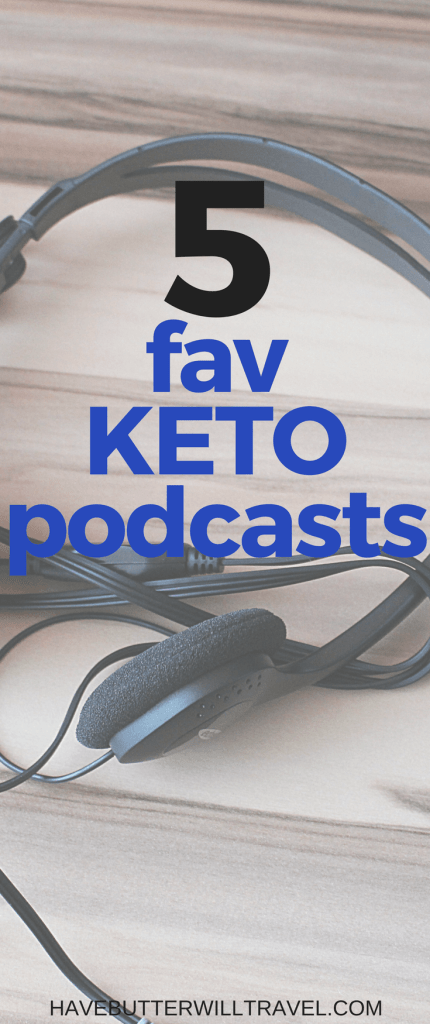 Podcasts can be a great way to stay motivated and learn more about the keto way of living. We have compiled a list of our favourite podcasts for you.
