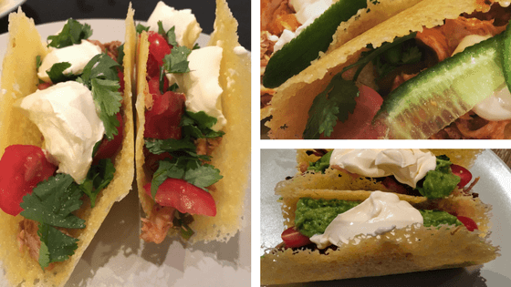 Some Cheese Taco Shell photos from my Instagram page