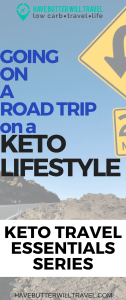 Feeling unsure how to maintain your ketogenic lifestyle whilst travelling? Need some ideas around the best fast food keto options on the road? Check out our keto travel essentials on a road trip.