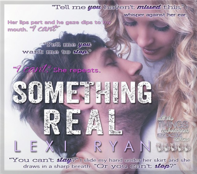 Something-Real-Review