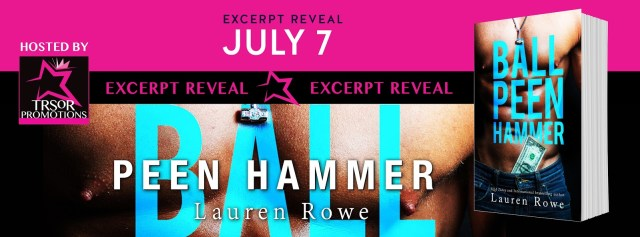 ball peen hammer excerpt reveal