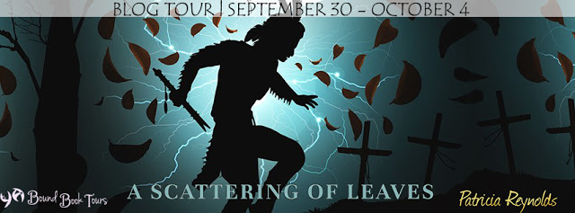 A Scattering of Leaves by Patricia Reynolds