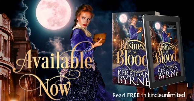 Business of Blood Kerrigan Byrne