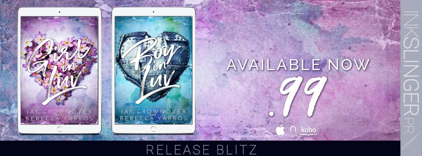 In Luv Duet by Jay Crownover and Rebecca Yarros