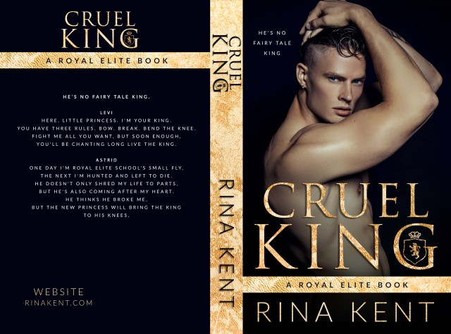 Cruel King by Rina Kent