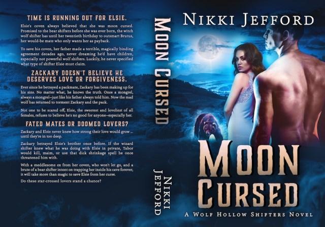 Moon Cursed by Nikki Jefford
