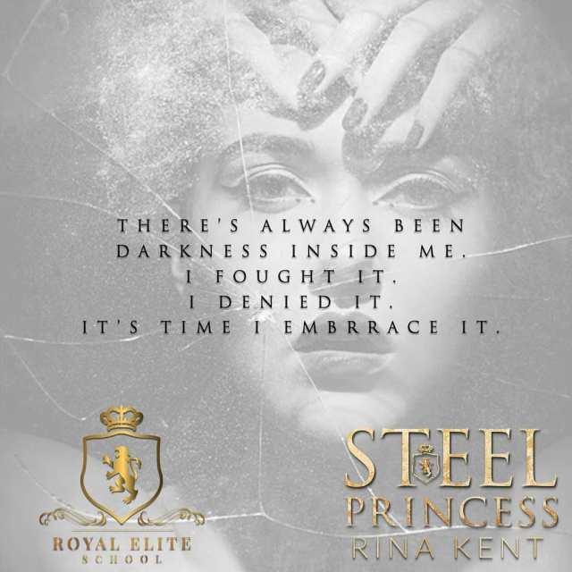 Steel Princess Teaser by Rina Kent