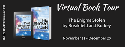 The Enigma Stolen by Breakfield and Burkey