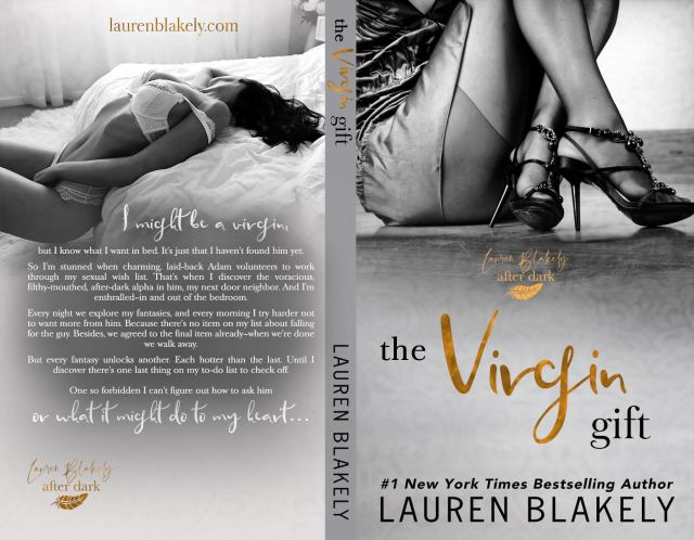 The Virgin Gift by Lauren Blakely