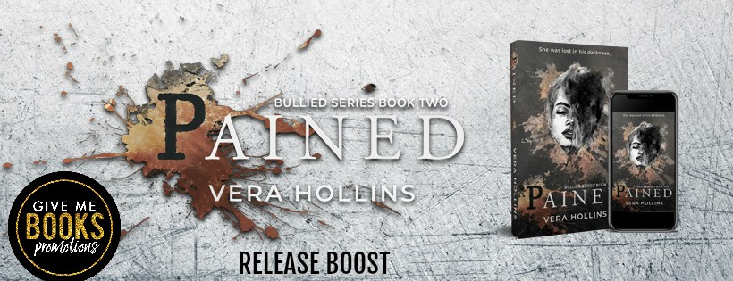 Pained by Vera Hollins