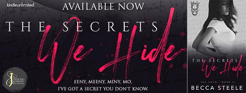 The Secrets We Hide by Becca Steele