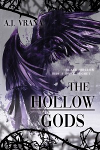 The Hollow Gods by AJ Vrana
