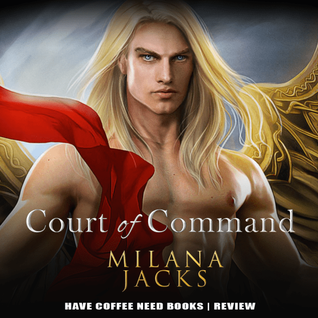 Court of Command by Milana Jacks