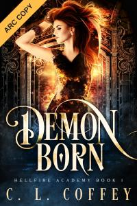 Demon Born by CL Coffey