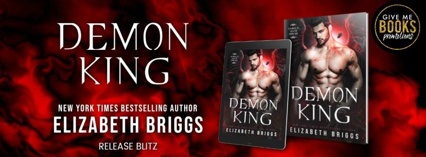 Demon King by Elizabeth Briggs