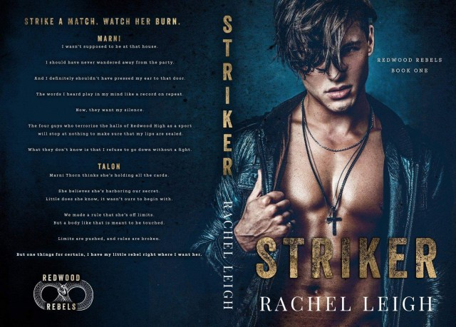Striker by Rachel Leigh