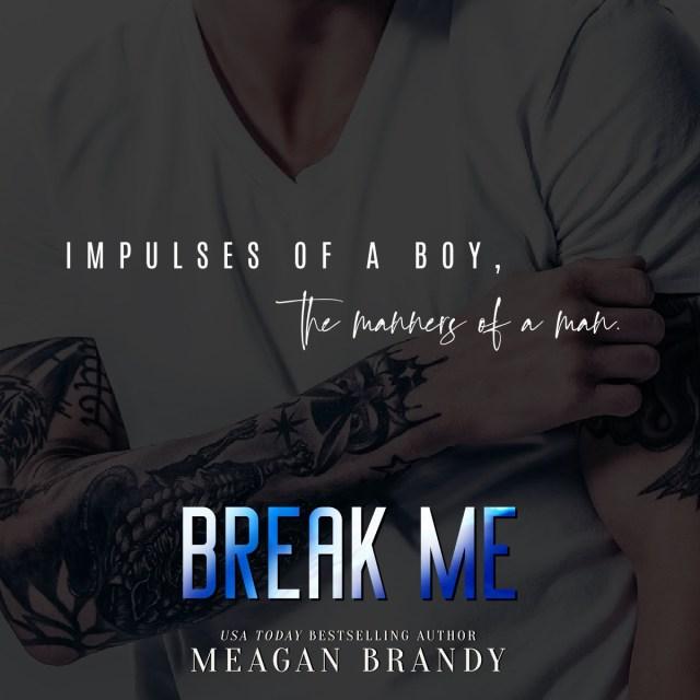 Break Me by Meagan Brandy