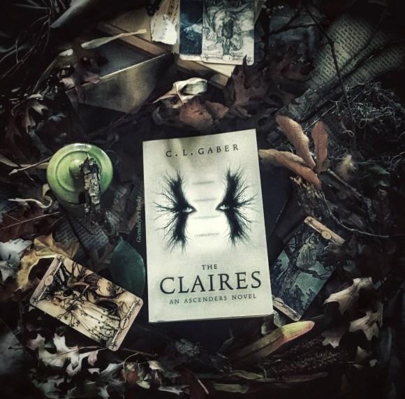 The Claires by C.L. Gaber