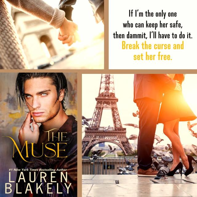 The Muse by Lauren Blakely