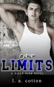 Off Limits by LA Cotton