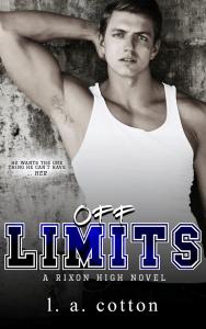 Off Limits by LA Cotton