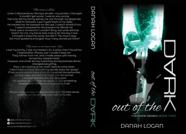 Out of the Dark by Danah Logan