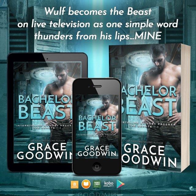 Bachelor Beast by Grace Goodwin
