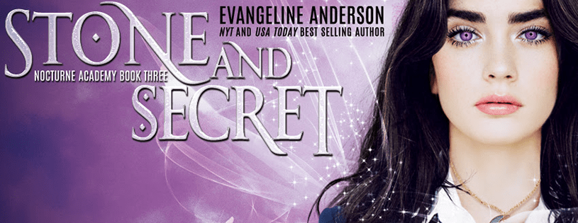 Stone and Secret by Evangeline Anderson