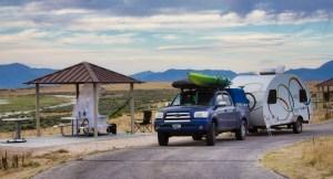 Martok's first nomadic summer