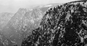 Black Canyon of the Gunnison, CO