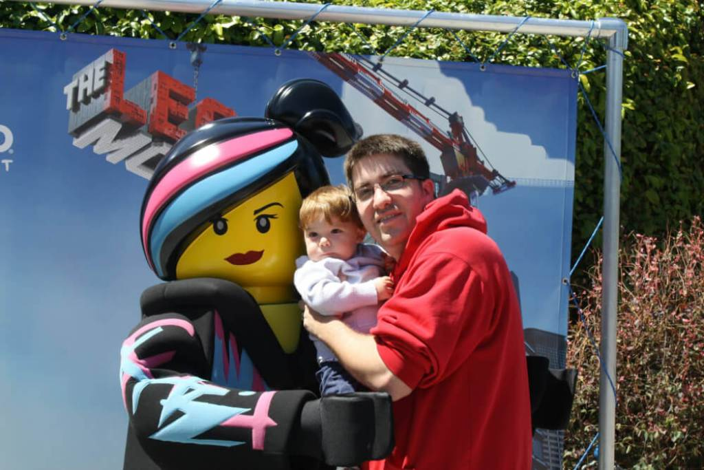 san diego with a toddler legoland