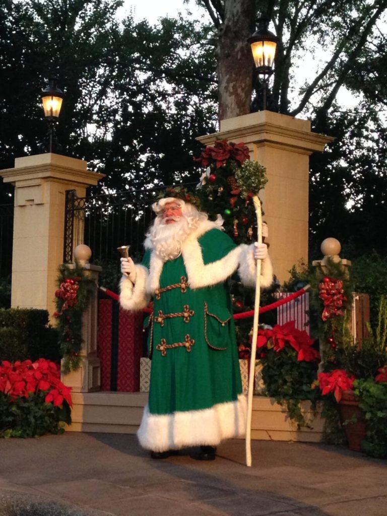Christmas at Walt Disney World Holidays Around the World