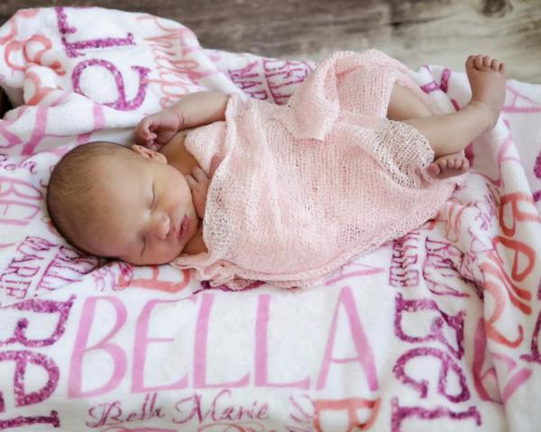 Bella Marie Blanket