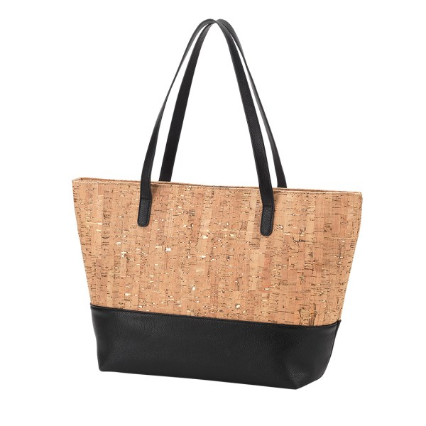 Black Cork Charlotte Purse